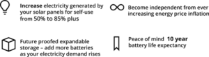 Benefits of Battery Storage